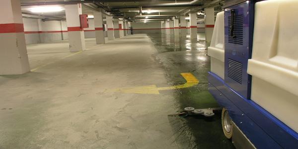 Garajes y Parking.